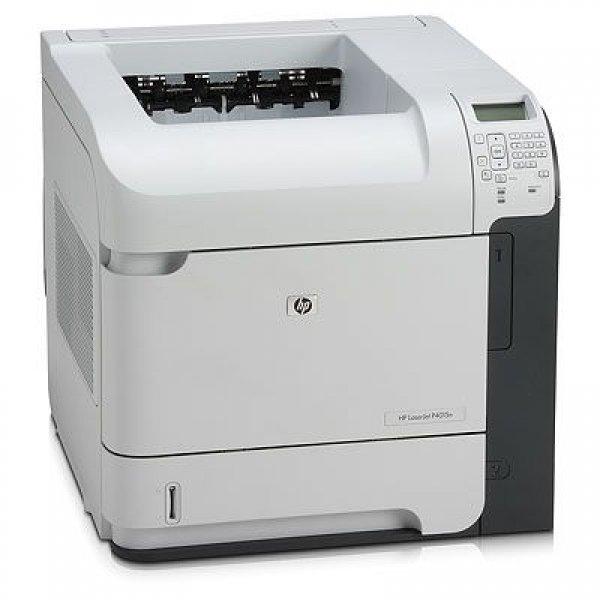 Imprimanta Laserjet Monocrom A4 HP P4015x, 50 pagini/minut, 225.000 pagini/luna, 1200/1200 Dpi, Duplex manual, 1 x USB, 1 x Network, Cartus Toner Inclus 0