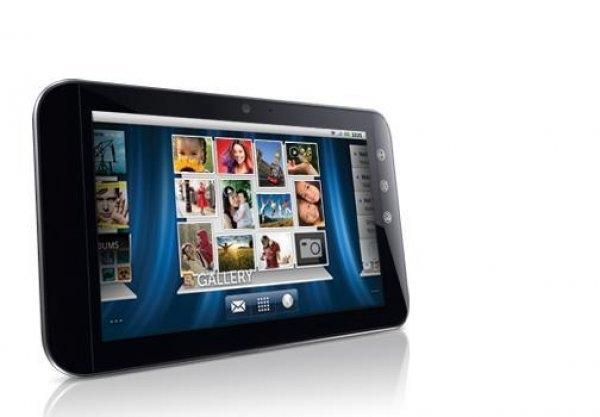 Tableta Dell Streak 7, Procesor Dual Core 1 GHz, 16 GB, Wi-Fi, Bluetooth, Web camera 5 MP [0]