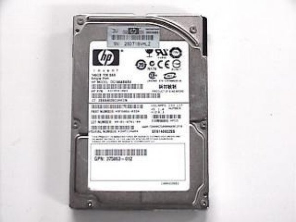 Hard Disk HP 450GB SAS 3G 15k rpm 3.5 inch 0