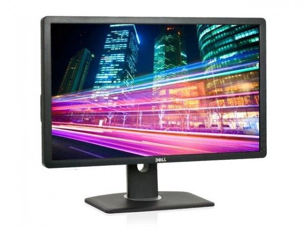 Monitor 24 inch TFT DELL P2412H Black, 3 ANI GARANTIE 0