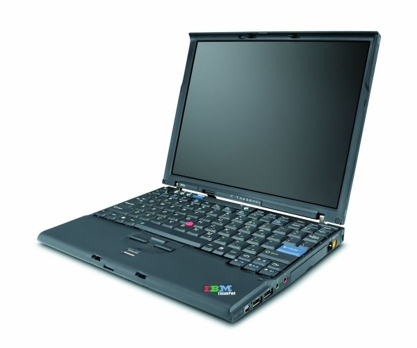 Laptop Lenovo ThinkPad X60s, Intel Core Duo L2400 1.66 GHz, 1 GB DDR2, 80 GB HDD SATA, WI-FI, Card Reader, Display 12inch 1024 by 768, Windows 7 Home Premium 0