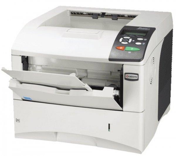 Imprimanta Laser Monocrom A4 Kyocera FS-3900DN, 35 pagini/minut, 200000 pagini/luna, rezolutie 1200/1200 DPI, 1 x Network, 1 x USB, Cartus Toner inclus 0