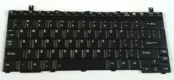 Tastatura Laptop Toshiba Portege M200, QWERTY 0