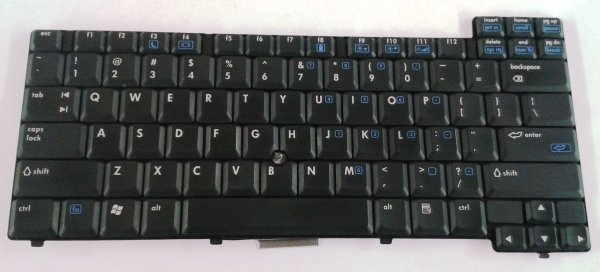 Tastatura Laptop HP Compaq NC6220, QWERTY 0
