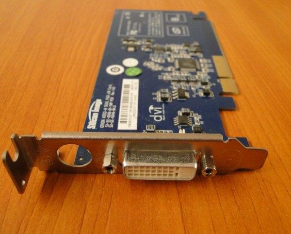 Adaptor DVI PCI-e 16x 0