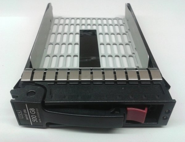 Caddy Server HP for ProLiant G5 G6 G7, SAS/SATA, 3.5inch 0