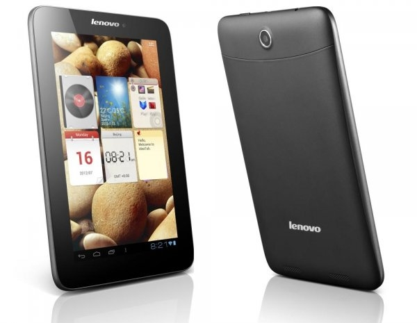 Tableta Lenovo IdeaTab A2107A-F, Procesor Cortex-A9 1 GHz, 8 GB, Wi-Fi, Bluetooth, Web camera 3 MP, 2 ANI GARANTIE 0