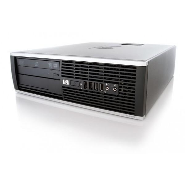 Calculator HP Compaq 6200 Pro Desktop, Intel Core i5-2400 3.1 GHz, 4 GB DDR3, 500 GB HDD SATA, DVD, Windows 7 Professional, 3 ANI GARANTIE 0