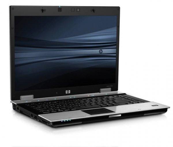 Laptop HP EliteBook 8530p, Intel Core 2 Duo T9600, 2.8 GHz, 2 GB DDR2, 160 GB HDD SATA, DVDRW, Placa video ATI Radeon HD 3650, Wi-Fi, Bluetooth, Card Reader, Finger print, Display 15.4inch 1680 by 105 0