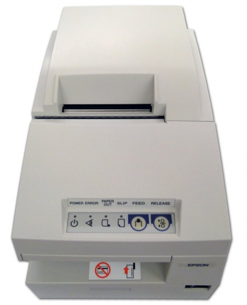 Imprimanta Matriciala Epson TM-U675, Ribbon inclus, 2 Ani Garantie 0