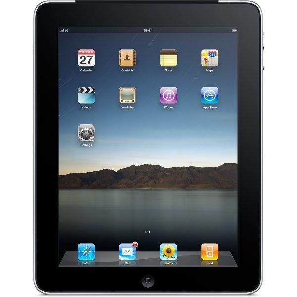 Tableta Apple iPad, 16 GB, Wi-Fi, 3G [0]