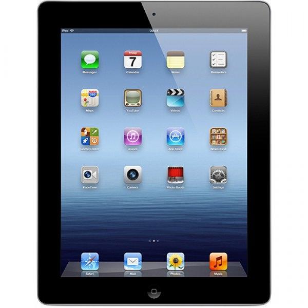 Tableta Apple iPad 4 Black, 16 GB, Wi-Fi [0]