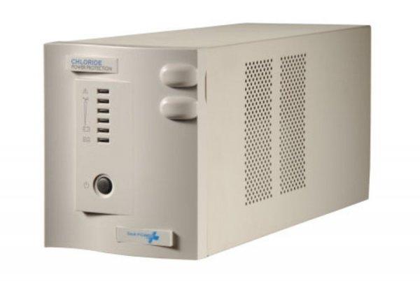 UPS Desk Power +1000, 1000 VA, Tower, White [0]