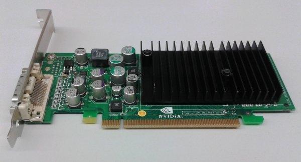 Placa video Nvidia Quadro NVS285 128MB DMS-59 PCI-e 16x 0