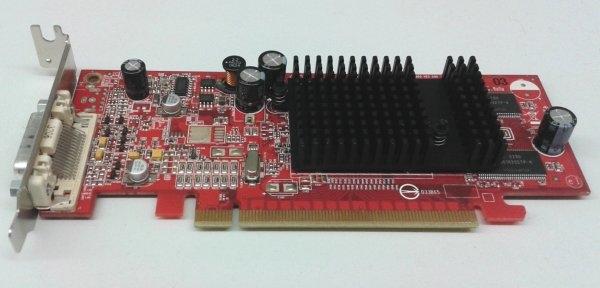 Placa video ATI Radeon X300 SE, 128MB, DMS-59, PCI-e 16x, low profile [0]