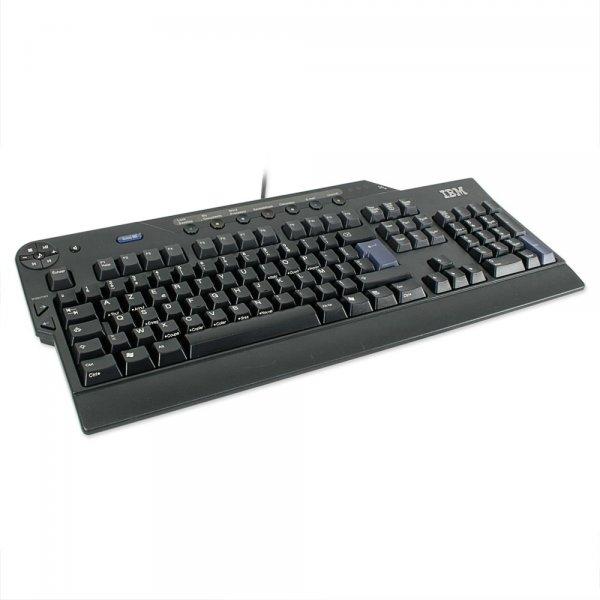 Tastatura Multimedia LENOVO, SK-8815, USB, QWERTZ 0