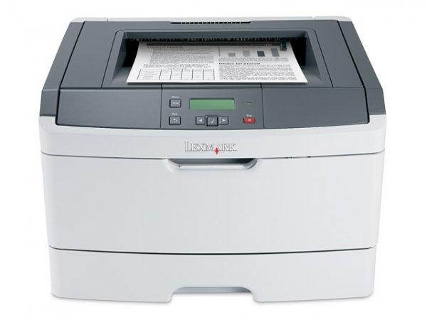 Imprimanta Laser Monocrom A4 Lexmark E360d, 40 pagini/minut, 80.000 pagini/luna, 1200 x 1200 DPI, Duplex, 1 x USB, 1 x LPT, Cartus Toner NOU, 2 Ani Garantie 0
