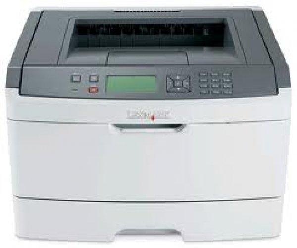 Imprimanta Laser Monocrom A4 Lexmark E360d, 40 pagini/minut, 80.000 pagini/luna, 1200 x 1200 DPI, Duplex, 1 x USB, 1 x LPT, Cartus Toner NOU [0]