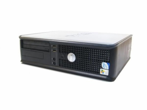 Calculator Dell Optiplex 745 Desktop, Intel Pentium Dual Core 3.4 GHz, 1 GB DDR2, Hard Disk 80 GB SATA, Windows 7 Home Premium, 3 ANI GARANTIE 0