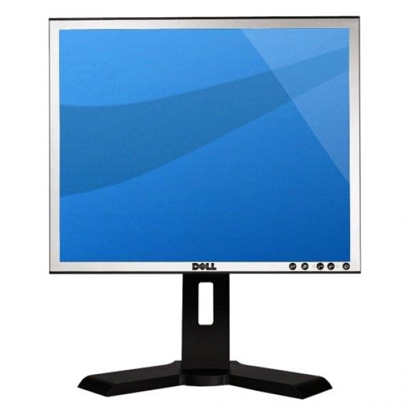 Monitor 19 inch LCD DELL P190S, Silver & Black, 3 Ani Garantie 0