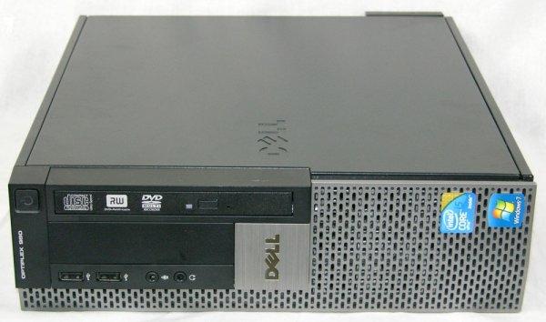 Calculator Dell Optiplex 980 Desktop SFF, Intel Core i5-650 3.2 GHz, 4 GB DDR3, 250 GB HDD SATA, DVDRW, Windows 7 Home Premium, 3 ANI GARANTIE 0
