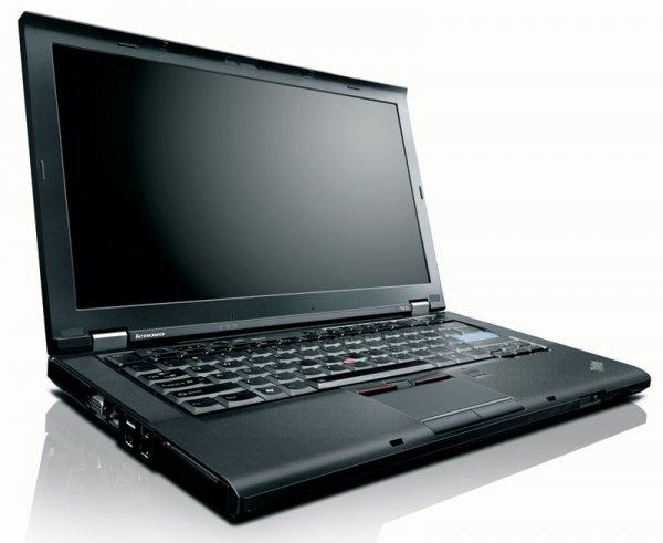 Laptop Lenovo ThinkPad T410, Intel Core i5 520M 2.4 GHz, 2 GB DDR3, 160 GB HDD SATA, DVDRW, WI-FI, Bluetooth, Card Reader, WebCam, Baterie NOUA, Display 14.1inch 1280 by 800 [0]