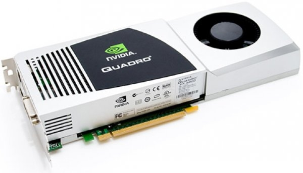 Placa video nVidia Quadro FX5800, PCI Express 2.0, 4 GB DDR3, 512 bit 0