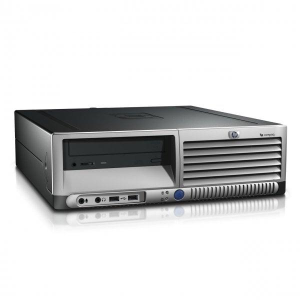 Carcasa Calculator HP Compaq DC 7600, Desktop SFF, Fara Sursa 0