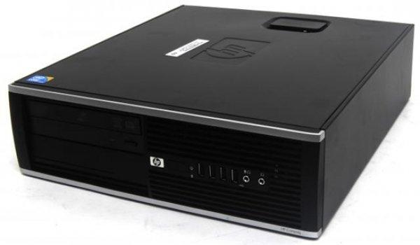 Calculator HP Compaq Elite 8100 Desktop, Intel Core i5-650 3.2 Ghz, 2 GB DDR3, 250 GB HDD SATA, DVD, Windows 7 Professional [0]