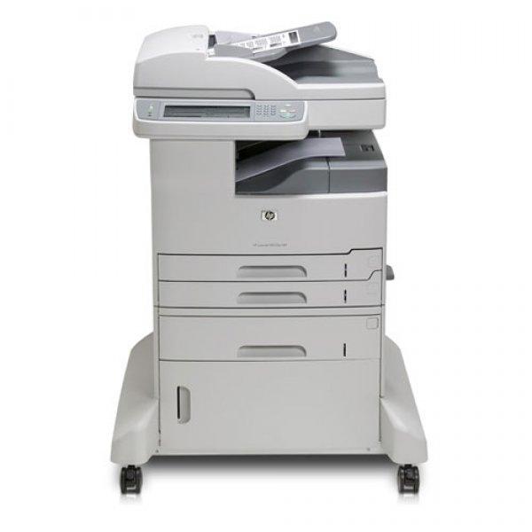 Imprimanta Multifunctionala Laser Monocrom A3/A4 HP 5035 MFP, 35 pagini/minut, 200.000 pagini/luna, 1200 x 1200 DPI, Scaner A3/A4, DADF A3/A4, FAX, 1 x Network, 1 x USB, Cartus Toner refurbished inclu 0