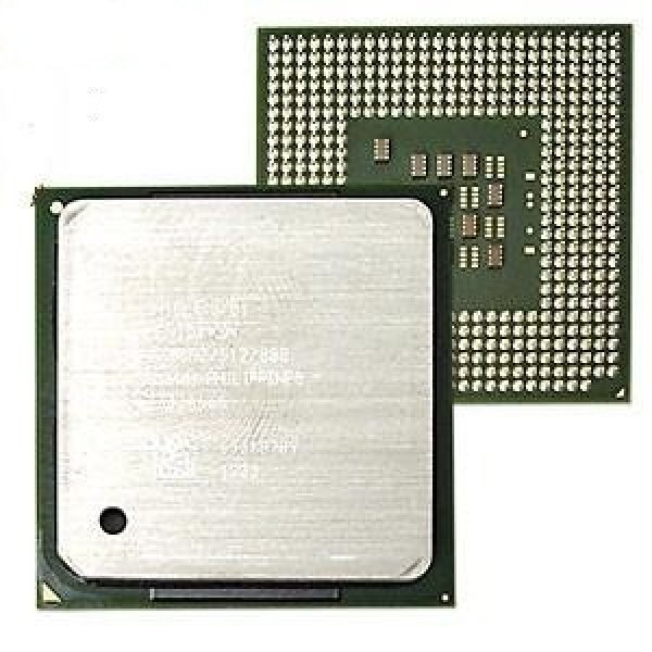 Procesor calculator Intel Celeron D 2.66 GHz, socket 478 0