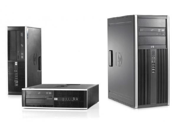 Calculator HP 6000 PRO, Intel Core 2 Quad Q8400 2.67 GHz, 4 GB DDR3, HDD 250GB SATA, DVD [0]