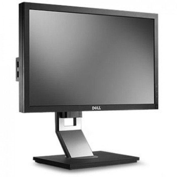 "Monitor 22"" LCD, TFT Dell P2210f, Silver / Black 1"