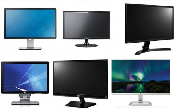 Monitor 22 inch LED / LCD, diverse marci & modele, 1680 x 1050, grad A 0