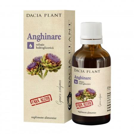 Anghinare Tinctura fara Alcool 50 ml Dacia Plant [0]