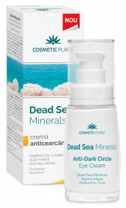 Crema Dead Sea Anticearcan 30 ml Cosmetic Plant 0