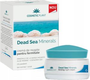 Crema Dead Sea De Noapte Pentru Fermitate 50 ml Cosmetic Plant [0]