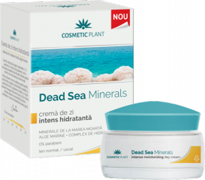 Crema Dead Sea Intens Hidratanta De Zi 50 ml Cosmetic Plant 0