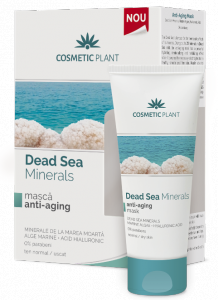 Masca Dead Sea Antiaging 50 ml Cosmetic Plant 0