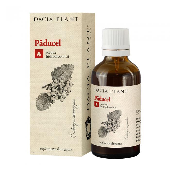 Tinctura Paducel 50 ml Dacia Plant 0