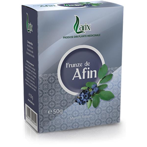Ceai Afine -frunze 50 g Larix 0