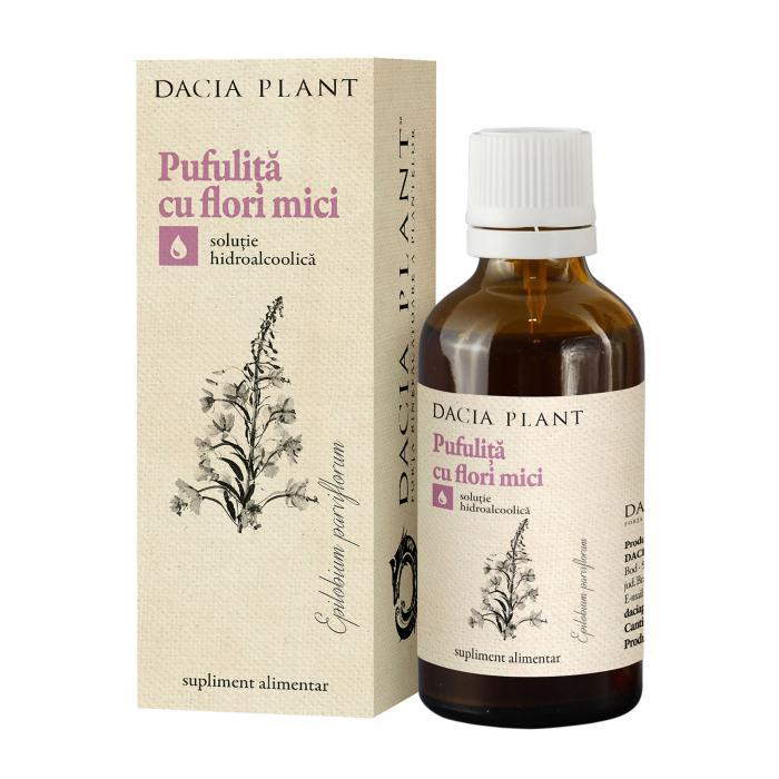 Tinctura Pufulita 50 ml Dacia Plant 0