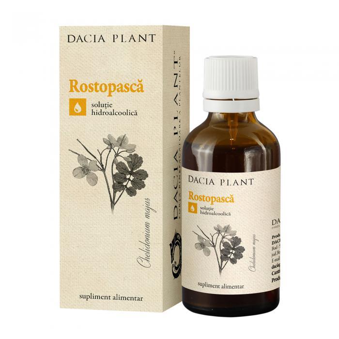 Tinctura Rostopasca 50 ml Dacia Plant 0