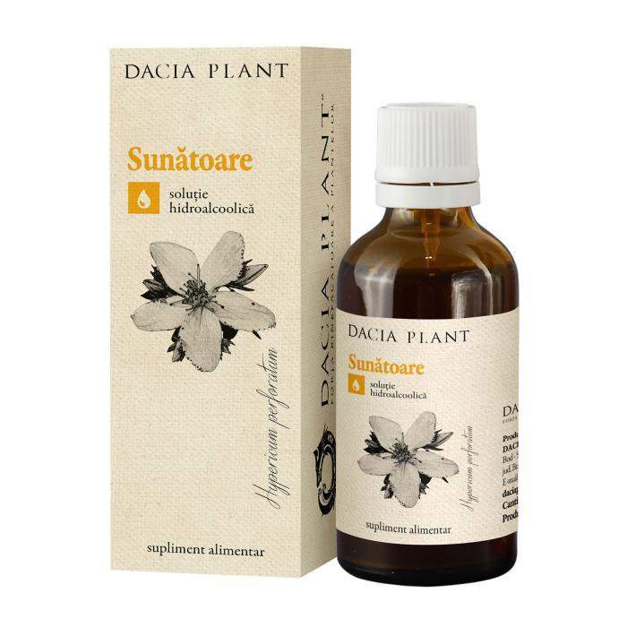 Tinctura Sunatoare 50 ml Dacia Plant 0