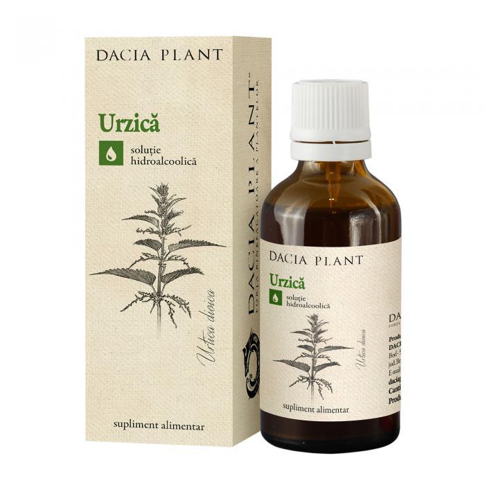 Tinctura Urzica 50 ml Dacia Plant 0
