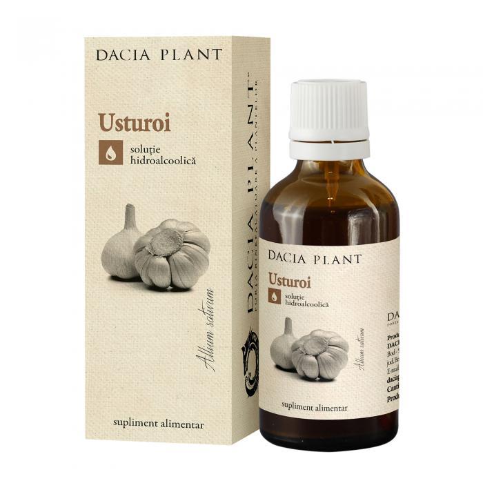 Usturoi Tinctura 50 ml Dacia Plant [0]