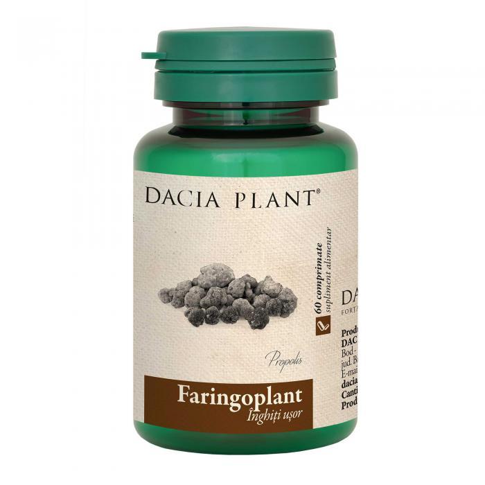 Faringoplant 60 cpr Dacia Plant 0