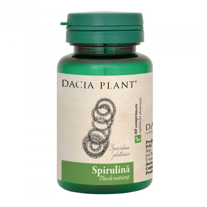 Spirulina 60 cpr Dacia Plant 0