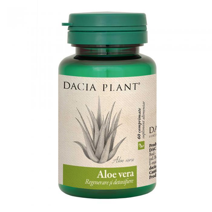 Aloe Vera 60 cpr Dacia Plant 0