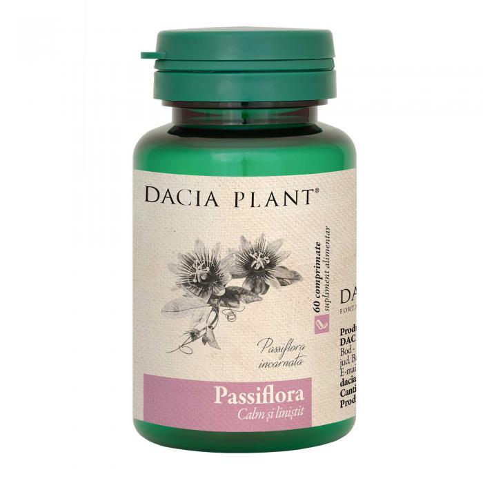 Passiflora 60 cpr Dacia Plant [0]